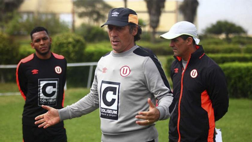 """Pedro Troglio: """"Rodríguez va a jugar sin ningún problema ante Nueva Zelanda"""""""