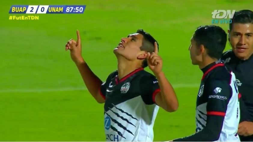 (VIDEO) Se llevó al arquero y definió bien: el primer gol de Irven Ávila con Lobos BUAP