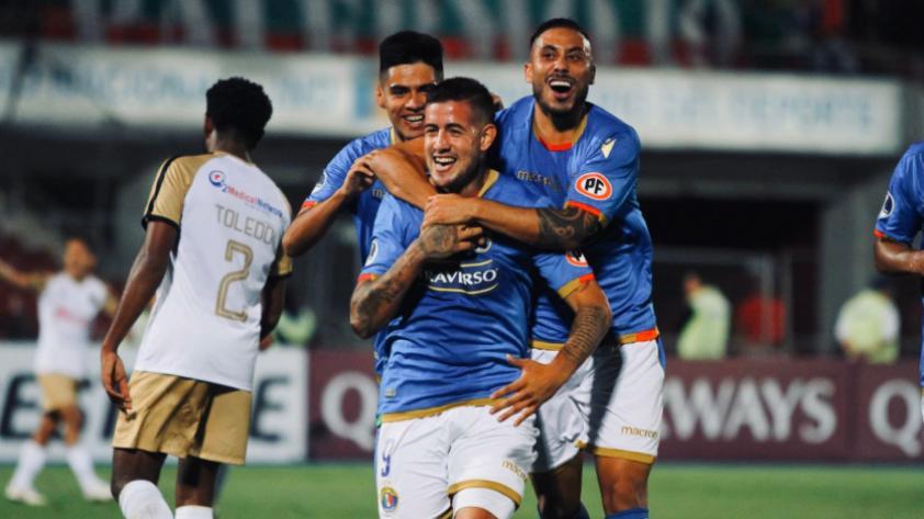 ¡Eliminados! Cusco FC cayó 3-0 contra Audax Italiano por la Copa Sudamericana