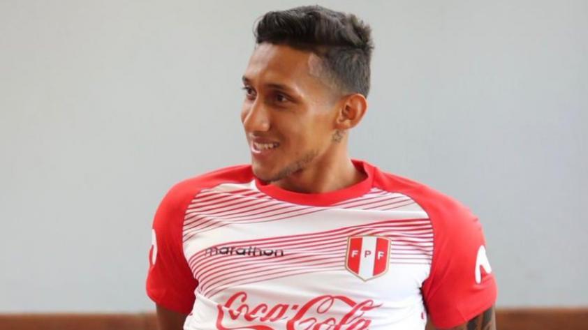 """Christofer Gonzáles: """"Donde me requiera Ricardo Gareca voy a estar a su disposición"""