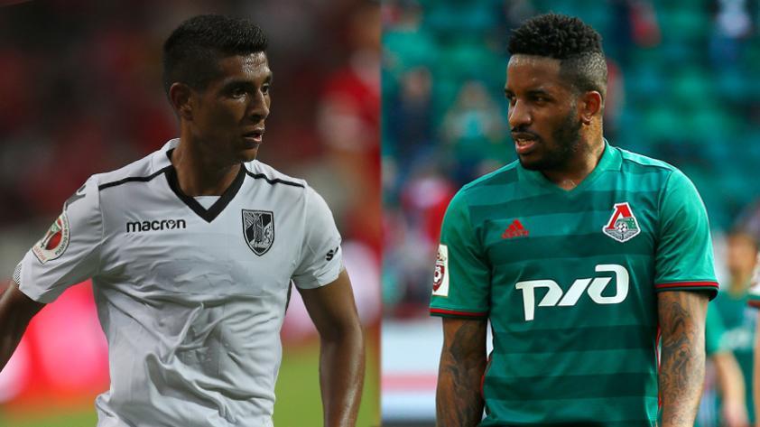 Jefferson Farfán y Paolo Hurtado verán acción esta tarde en la Europa League