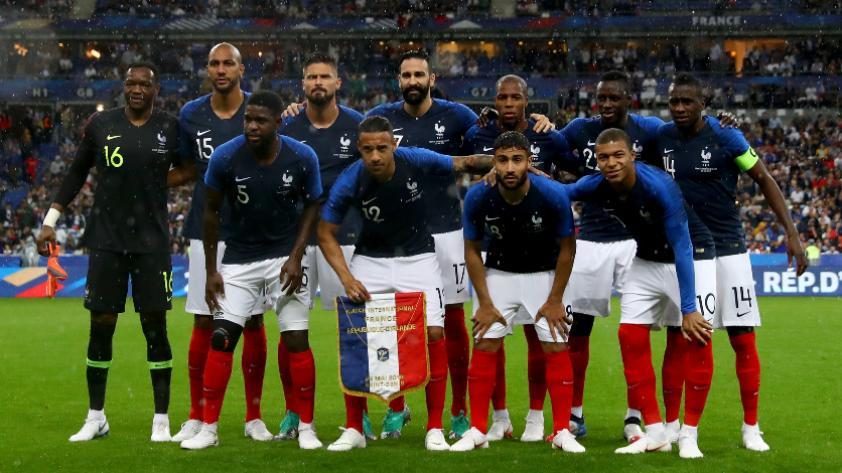 Francia es la selección más cara de Rusia 2018