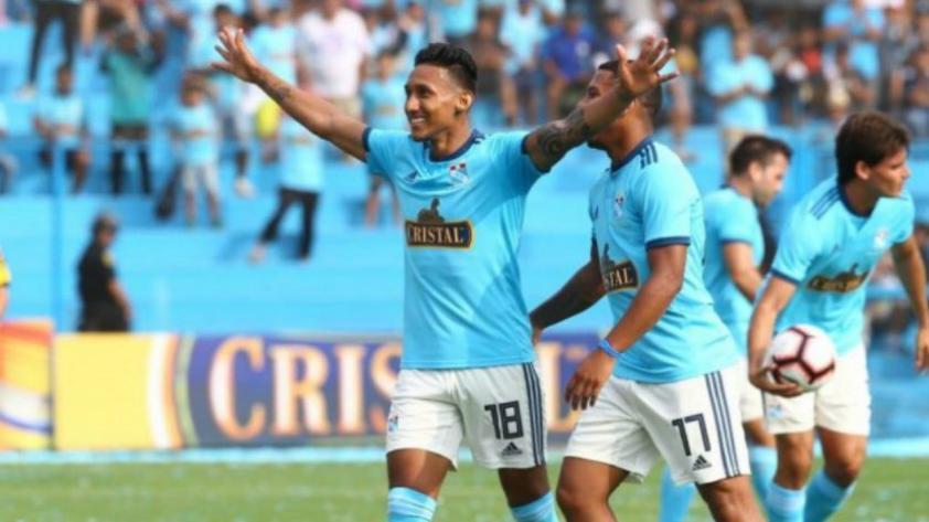 Todo por la Libertadores: Christofer Gonzáles confía en que Sporting Cristal sacará un buen resultado ante Godoy Cruz