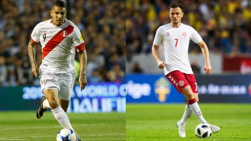 Perú vs Dinamarca: hora, fecha y canal del partido