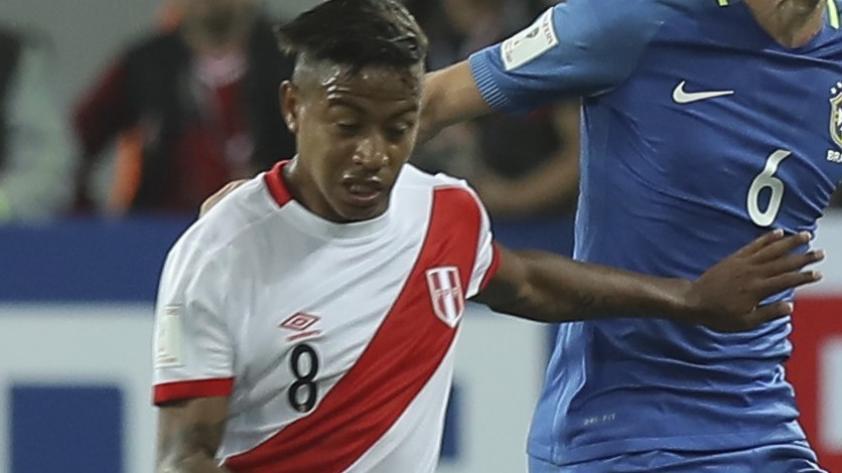 ¿Cómo llega Andy Polo al partido con Argentina?