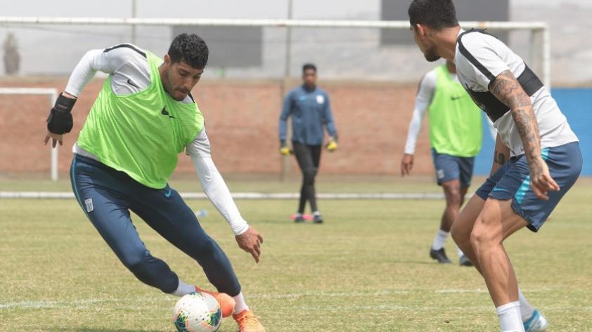 Alianza Lima: Adrían Balboa confía en que el cuadro íntimo puede lograr el título del Clausura