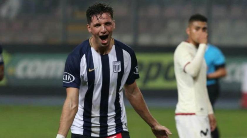 Alianza Lima: Mauricio Affonso jugará ante Deportivo Municipal