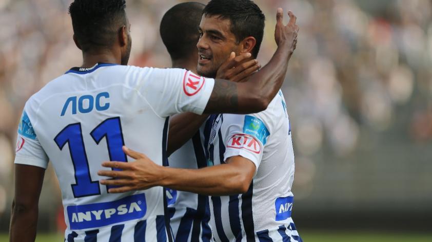 Alianza ganó de visita 2 -1 a  Sport Huancayo