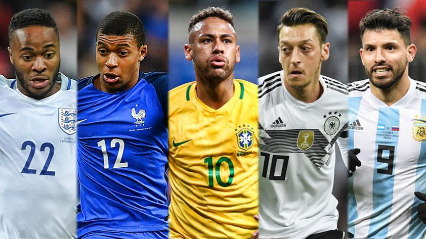 Rusia 2018: Agenda de los amistosos FIFA de hoy