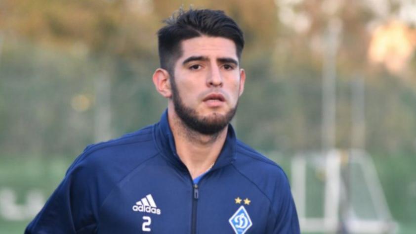 Zambrano no jugará más en el Dinamo Kiev