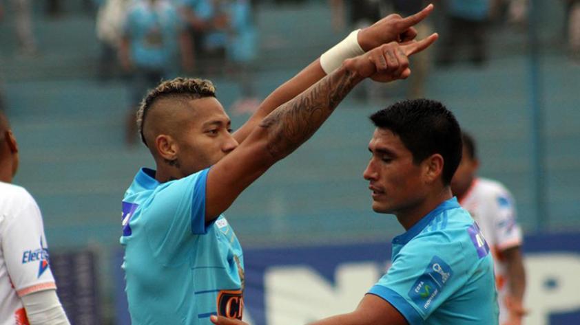 Ray Sandoval e Irven Ávila: claves en el alza de Sporting Cristal