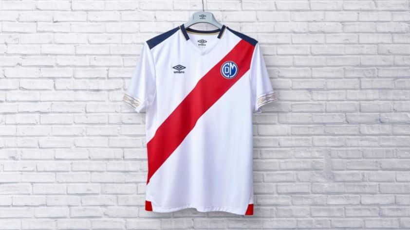 Deportivo Municipal presentó su nueva camiseta para la temporada 2019