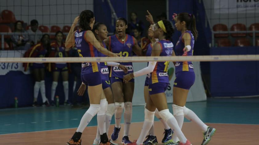 Liga Nacional Superior de Vóley Femenino: resultados de la primera fecha del octagonal final