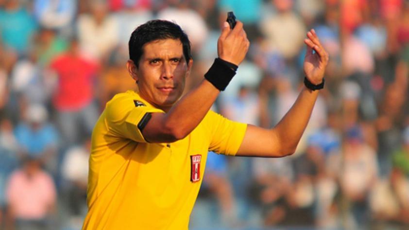Liga 1 Movistar: Luis Garay no será programado para arbitrar un partido hasta nuevo aviso