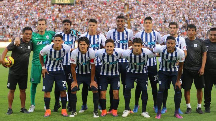 Barcelona FC felicitó a Alianza Lima por el título del Torneo Apertura