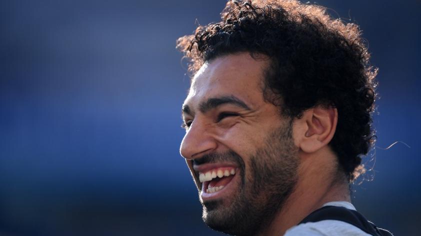 Mohamed Salah habló sobre Zidane, Klopp y lo que sería ganar la Champions League