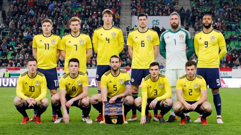 Selección Peruana: Escocia presentó su lista de convocados para los amistosos internacionales