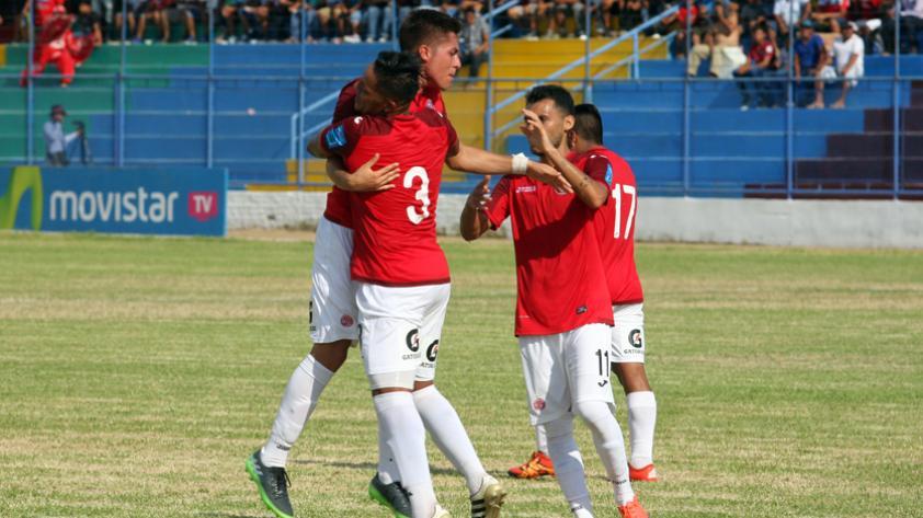 Juan Aurich derrotó 2-1 a Unión Comercio por la fecha 3 del Clausura
