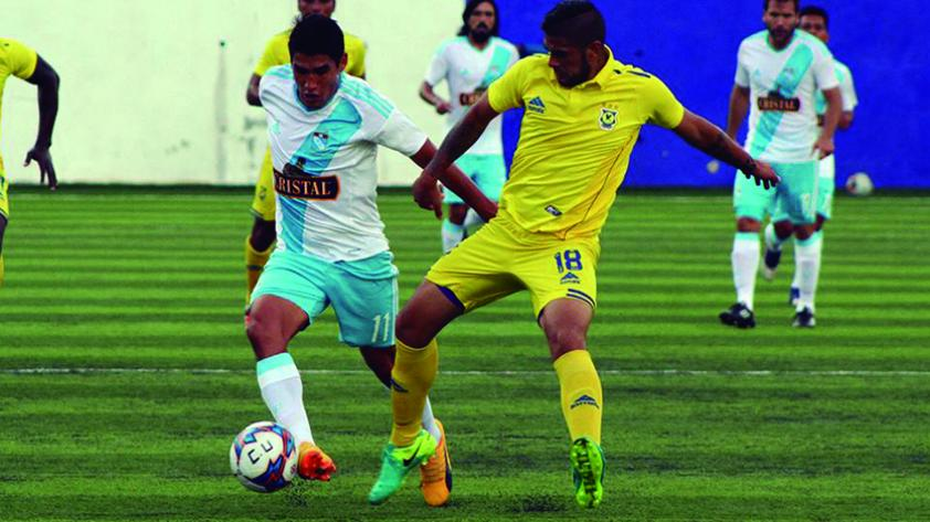 Comerciantes Unidos venció 4-2 a Cristal en Cutervo