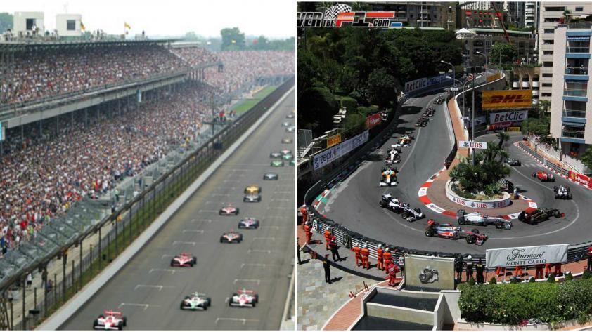 Indianápolis y el GP de Mónaco: las carreras madre del automovilismo