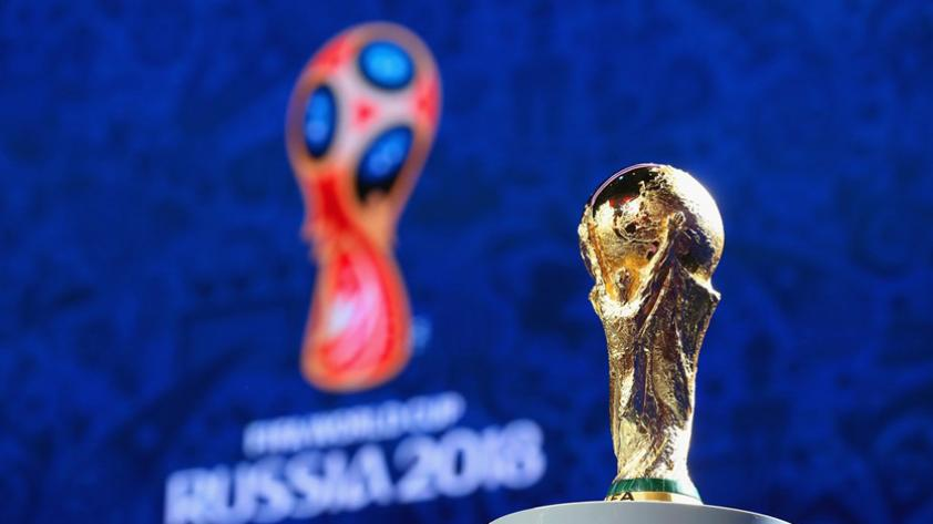 Rusia 2018: Se presentó el póster oficial del Mundial