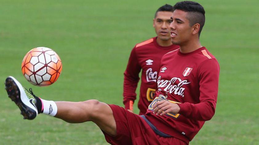 Selección Peruana: Sergio Peña se recuperó de su lesión y recibió el alta médica de su club