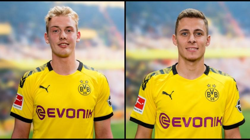 A reforzar el ataque: Hazard y Brandt son nuevos fichajes del Borussia Dortmund