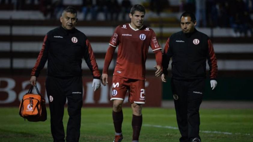 Universitario de Deportes presenta bajas para su siguiente partido