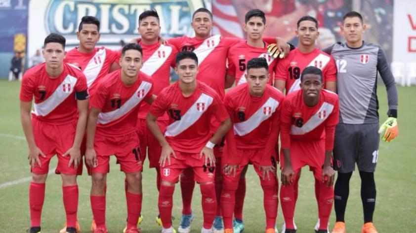 Selección Peruana: Sub-17 se prepara para el Sudamericano