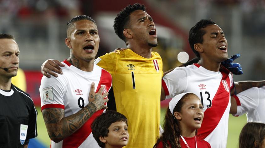 Mister Chip explica el panorama para la clasificación de Perú al Mundial