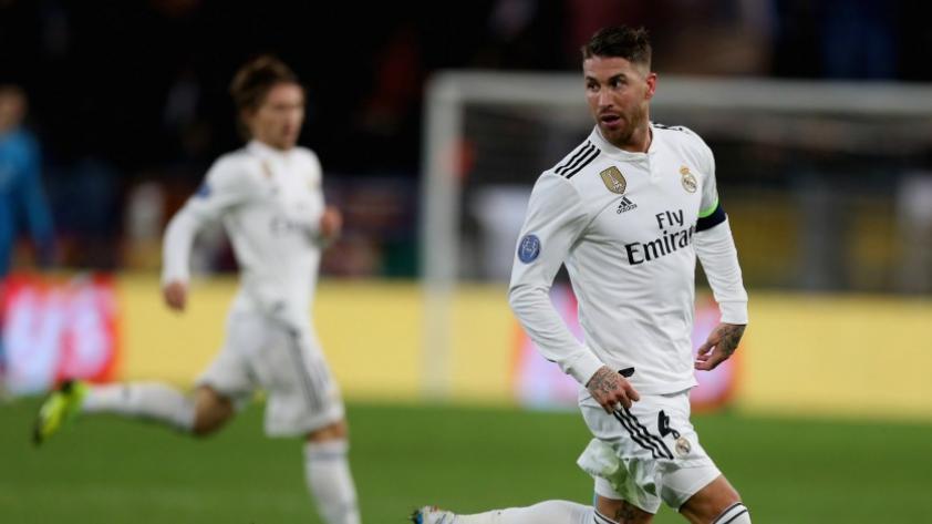 Sergio Ramos no necesita a José Mourinho como DT