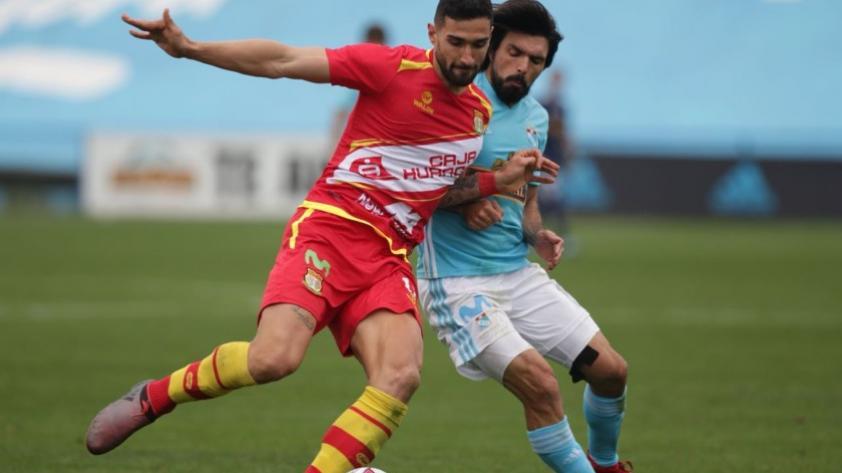 Sporting Cristal empató 0-0 con Sport Huancayo por la fecha 13 del Apertura
