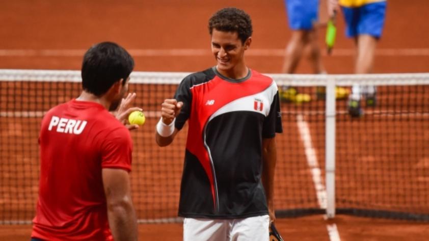 ¡Triunfazo de Varillas! Nuestro tenista derrotó a Tristán Schoolkate en el Australian Open