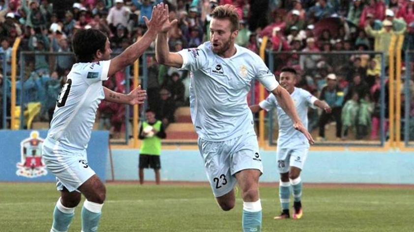 Cantolao cayó 2-3 ante Real Garcilaso en el Callao
