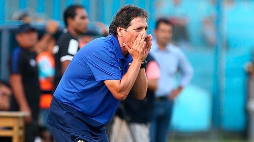 Mario Salas y su relación con la selección peruana