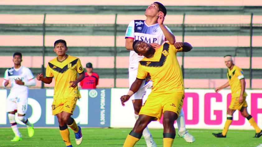 San Martín venció 3-2 a Cantolao en el inicio de la fecha 6
