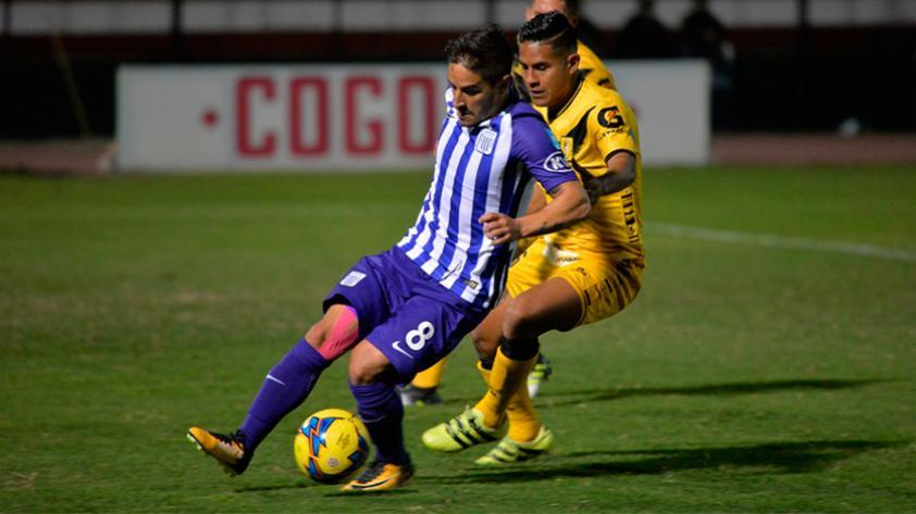 Alianza Lima vs. Cantolao: empataron 1-1 en el Callao por la fecha 8 del Clausura