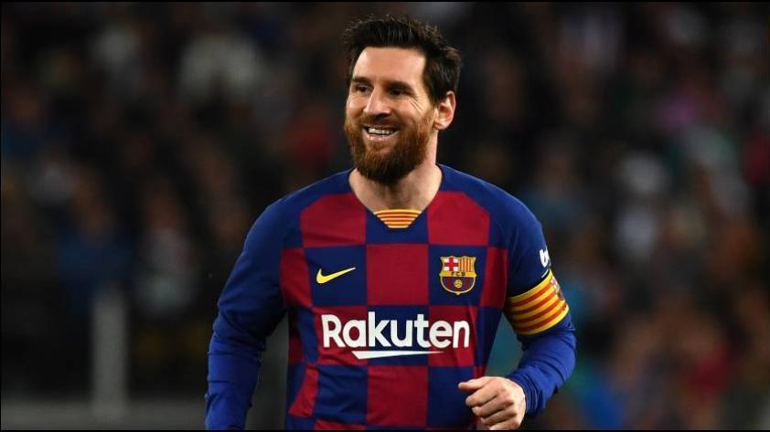 Lionel Messi presenta una contractura en el cuadrícep a 8 días del reinicio de LaLiga