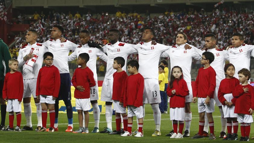 Plan de trabajo de la selección peruana