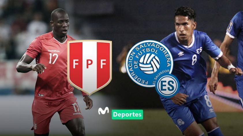 Perú vs. El Salvador: hora, fecha y canal del segundo encuentro amistoso de la Selección Peruana