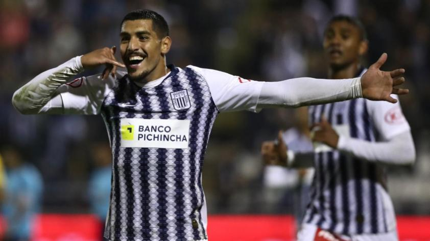 ¡Noche blanquiazul! Alianza Lima derrotó 2-1 a Sporting Cristal por la segunda jornada del Torneo Clausura