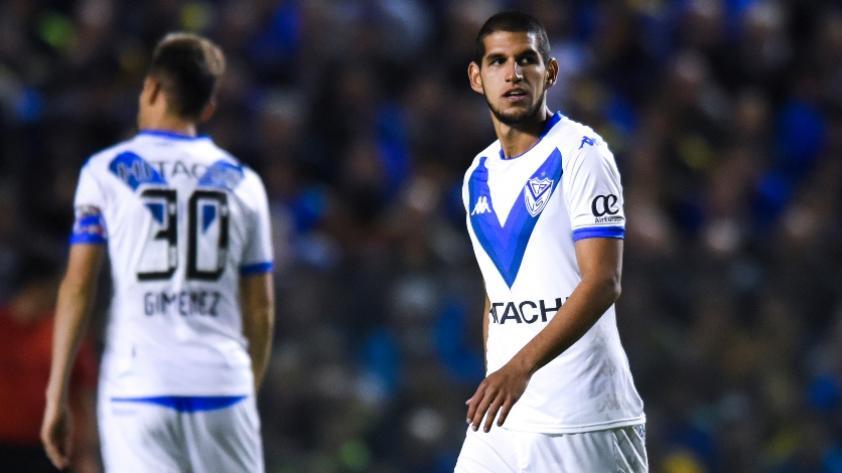 Vélez Sarsfield sigue esperando una oferta formal por Luis Abram