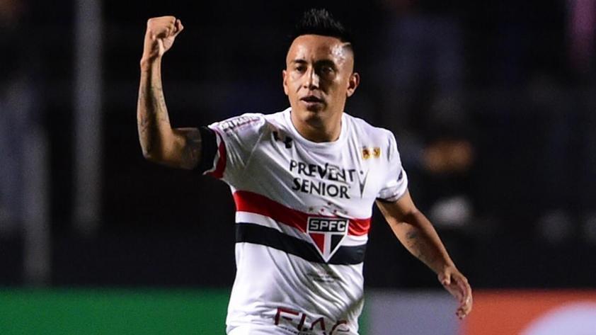 ¿Sao Paulo pone trabas para ceder a Christian Cueva a la selección?