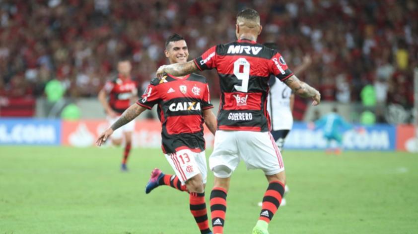 Guerrero y Trauco en el 11 ideal del Campeonato Carioca