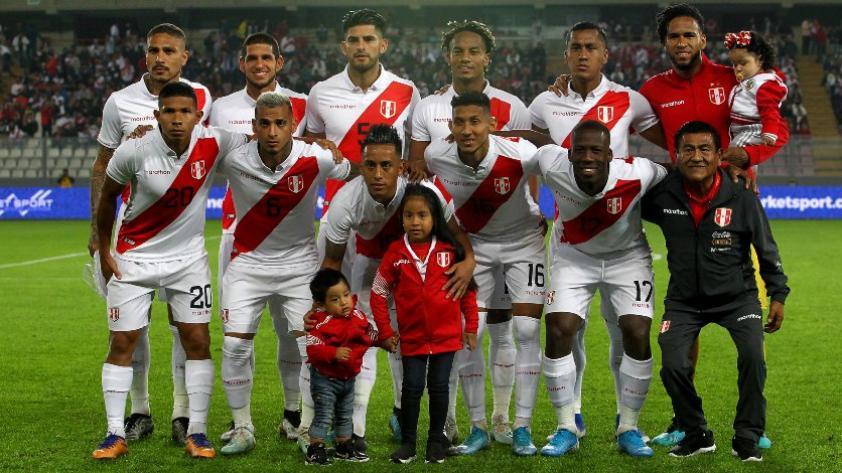 Selección Peruana: este es el fixture de la blanquirroja en la Copa América 2020
