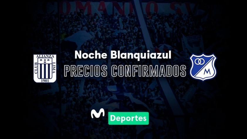 Alianza Lima: se dieron a conocer todos los precios para la 'Noche Blanquiazul'