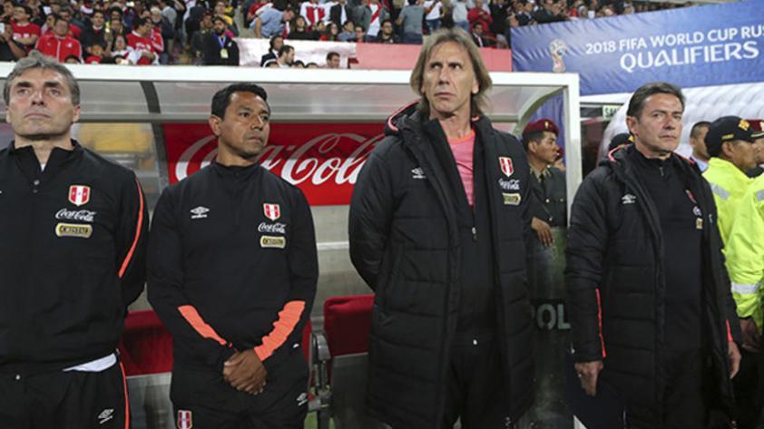 El Comando Técnico de la  Selección Peruana ya piensa en el viaje a Nueva Zelanda