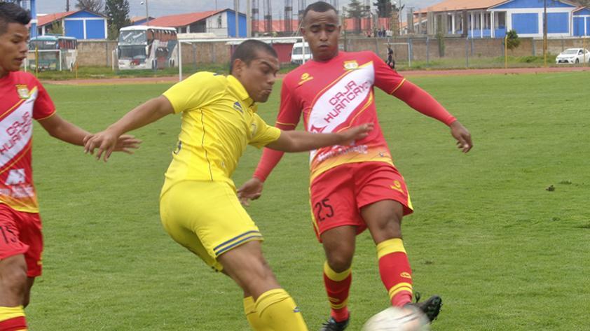 Huancayo derrotó 3-1 a Comerciantes Unidos en la 'Incontrastable'