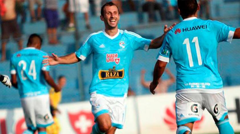 Sporting Cristal vs. Sport Rosario: Los celestes se impusieron por 2-1