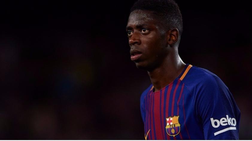 Ousmane Dembélé se alista para regresar con el Barcelona